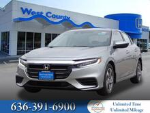 2020_Honda_Insight_EX_ Ellisville MO