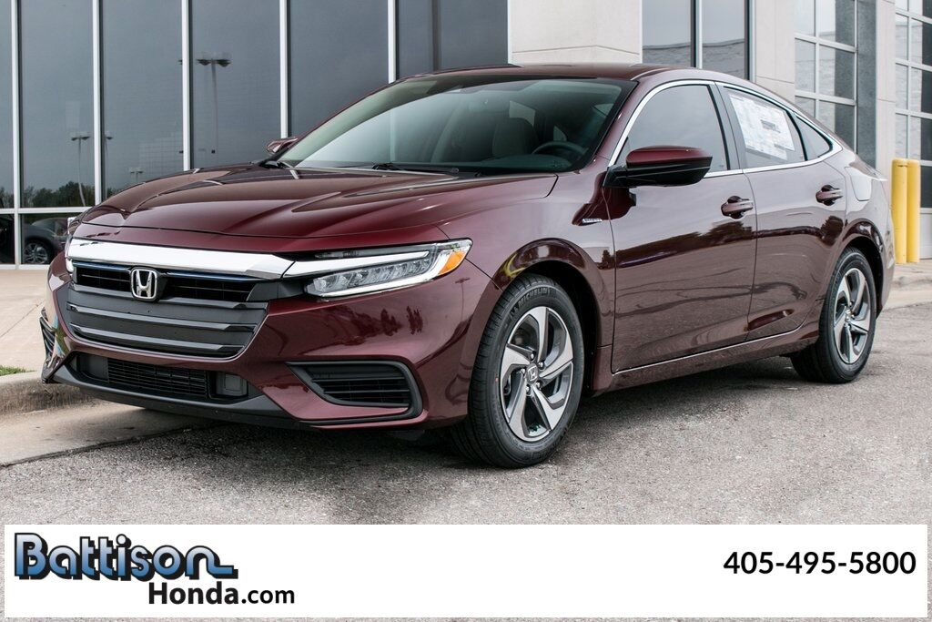 2020_Honda_Insight_EX_ Oklahoma City OK