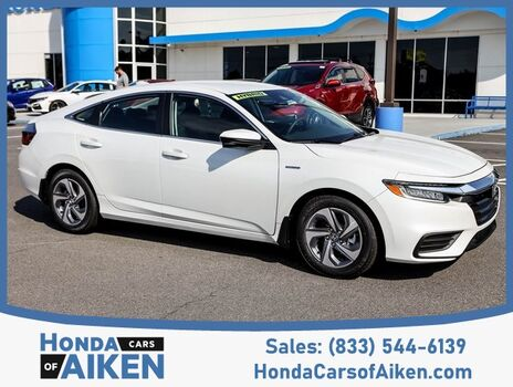 2020_Honda_Insight_EX_ Aiken SC