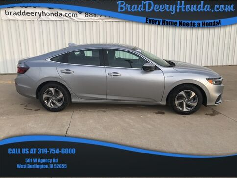 2020_Honda_Insight_EX_ West Burlington IA