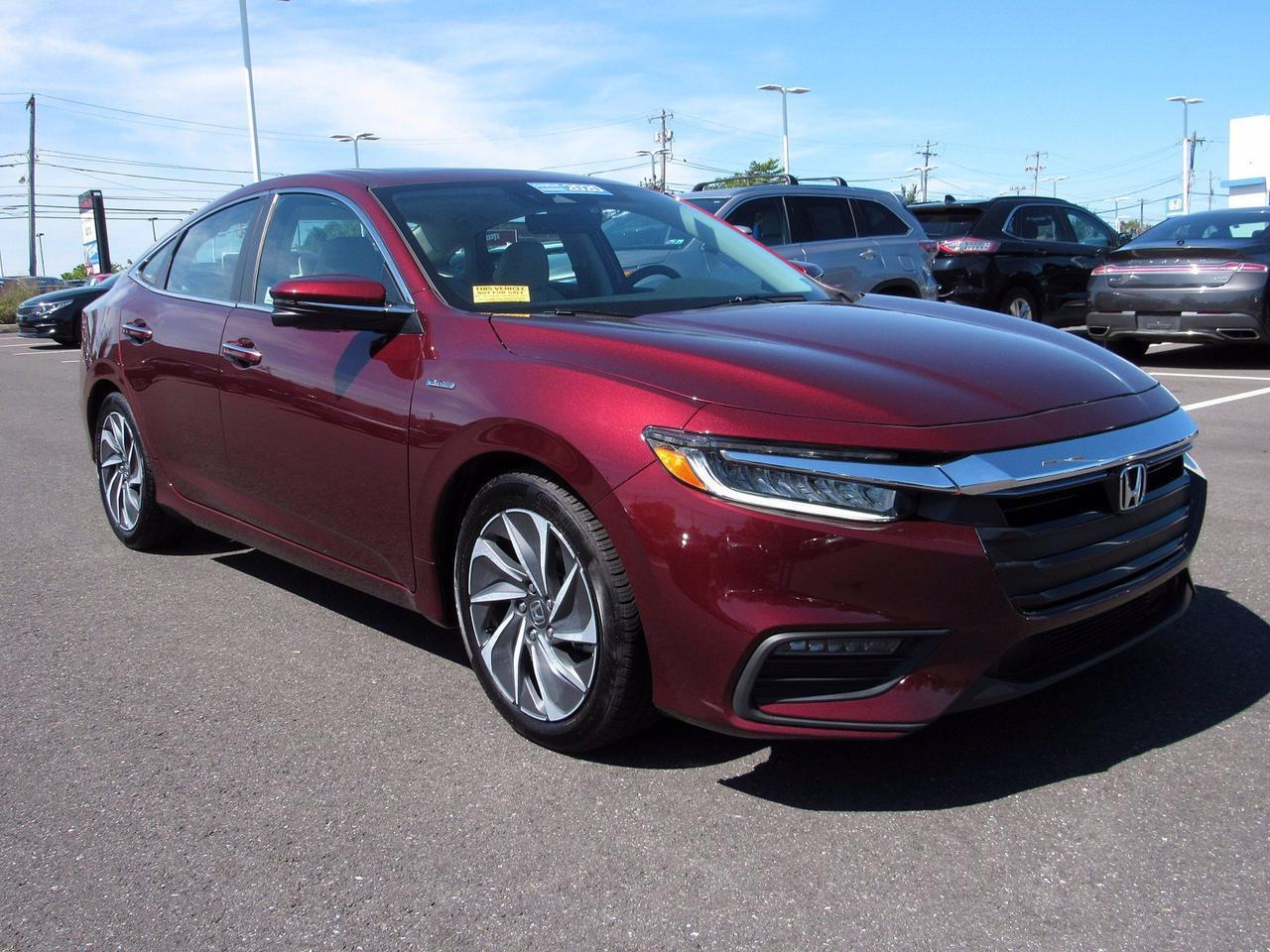 2020 Honda Insight Touring Conshohocken PA