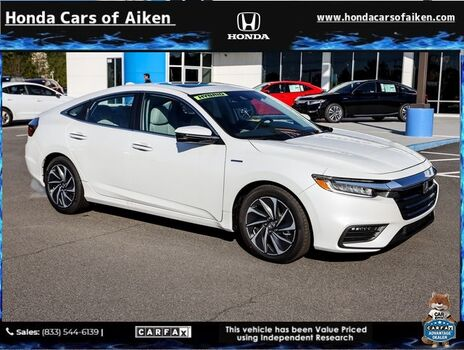 2020_Honda_Insight_Touring_ Aiken SC