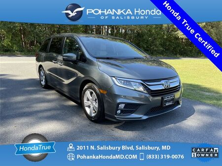 2020_Honda_Odyssey_EX-L ** Honda True Certified 7 Year / 100,000  **_ Salisbury MD