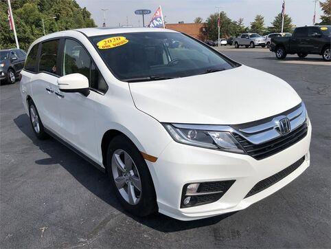 2020_Honda_Odyssey_EX-L_ Evansville IN