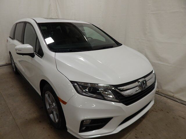 2020 Honda Odyssey EX-L w/Navigation and Rear Entertainment System Holland MI