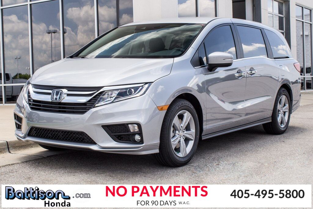 2020_Honda_Odyssey_EX-L w/Navigation and Rear Entertainment System_ Oklahoma City OK