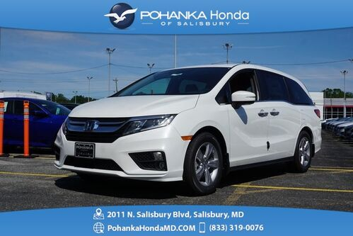 2020_Honda_Odyssey_EX-L w/Navigation and Rear Entertainment System_ Salisbury MD