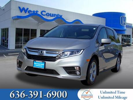 2020 Honda Odyssey EX-L w/Rear Entertainment System Ellisville MO