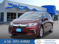 Honda Odyssey EX-L w/Rear Entertainment System 2020