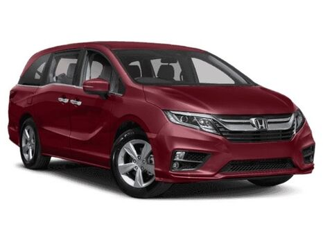2020_Honda_Odyssey_EX_ Aiken SC