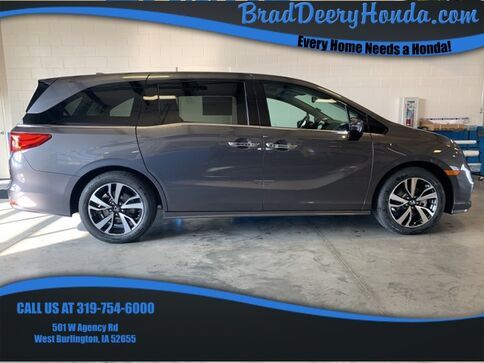 2020_Honda_Odyssey_Elite_ West Burlington IA
