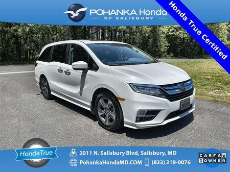 2020_Honda_Odyssey_Touring NAVI ** Honda True Certified 7 Year / 100,000  **_ Salisbury MD