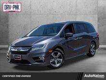 2020_Honda_Odyssey_Touring_ Roseville CA