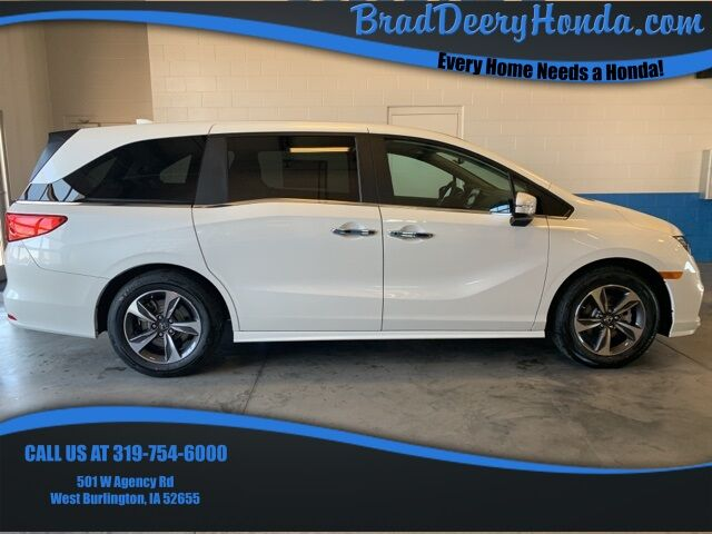 2020 Honda Odyssey Touring West Burlington IA