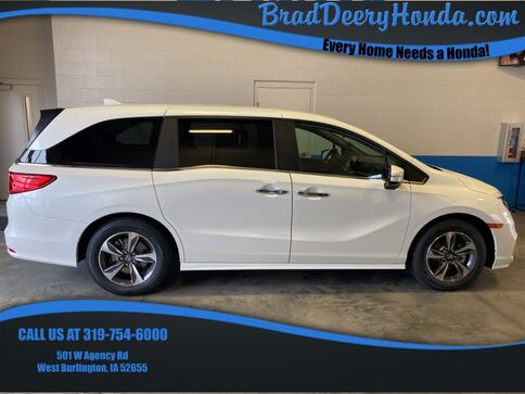 2020_Honda_Odyssey_Touring_ West Burlington IA