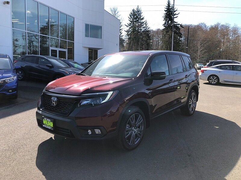 2020 Honda Passport 4d SUV AWD EX-L Port Angeles WA
