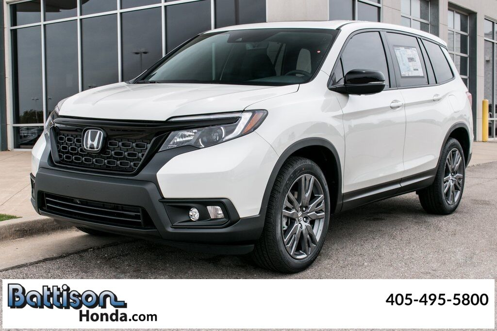 2020_Honda_Passport_EX-L_ Oklahoma City OK