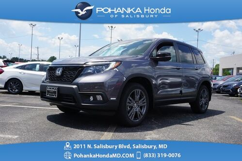 2020_Honda_Passport_EX-L_ Salisbury MD