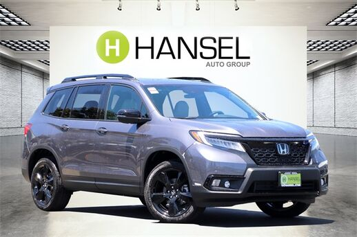 2020 Honda Passport Elite Santa Rosa CA