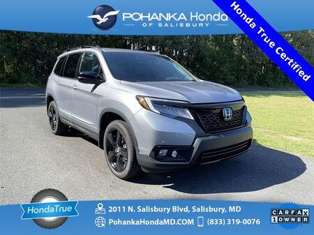 2020_Honda_Passport_Elite AWD ** Honda True Certified 7 Year / 100,000  **_ Salisbury MD
