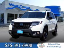 2020_Honda_Passport_Elite_ Ellisville MO