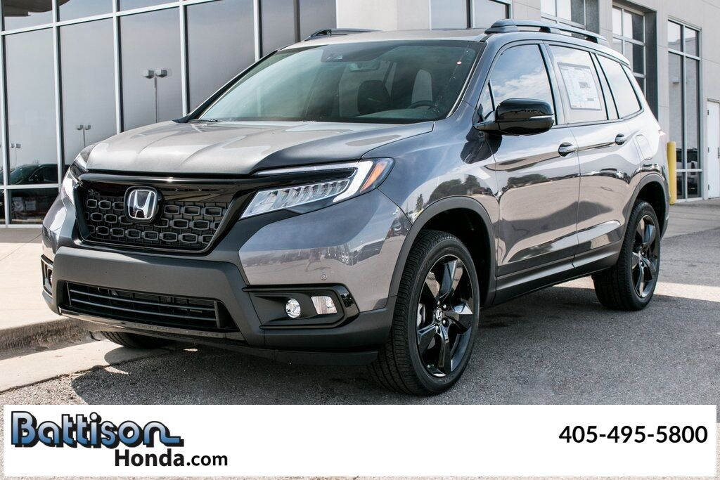 2020_Honda_Passport_Elite_ Oklahoma City OK