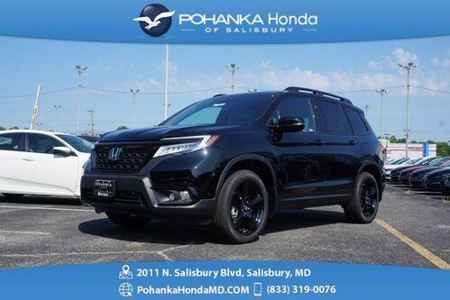 2020_Honda_Passport_Elite_ Salisbury MD