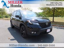 2020_Honda_Passport_Elite_ Winchester VA