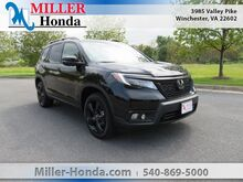 2020_Honda_Passport_Elite_ Martinsburg