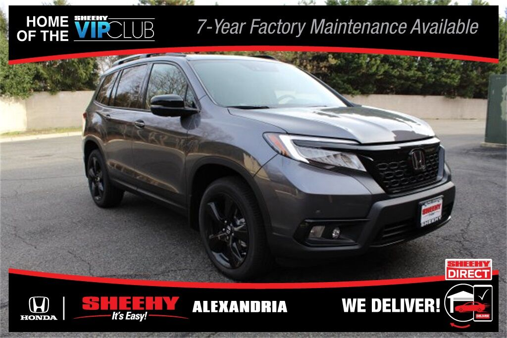 2020 Honda Passport Elite Alexandria VA