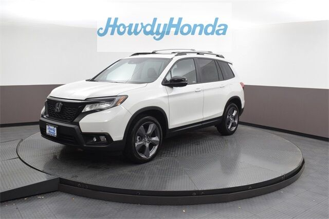 2020_Honda_Passport_Touring_ Austin TX