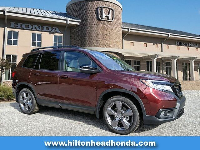 2020 Honda Passport Touring Bluffton SC