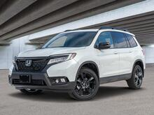 2020_Honda_Passport_Touring_ Moncton NB