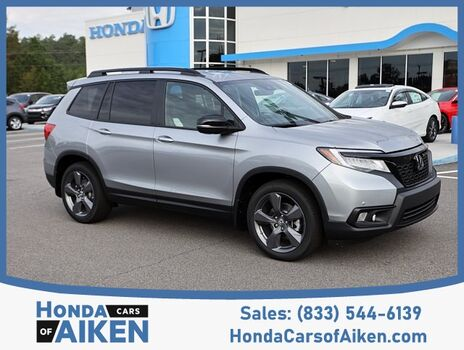 2020_Honda_Passport_Touring_ Aiken SC