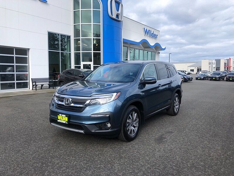 2020 Honda Pilot 4d SUV AWD EX Port Angeles WA