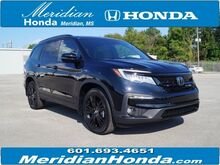 2020_Honda_Pilot_Black Edition AWD_ Meridian MS