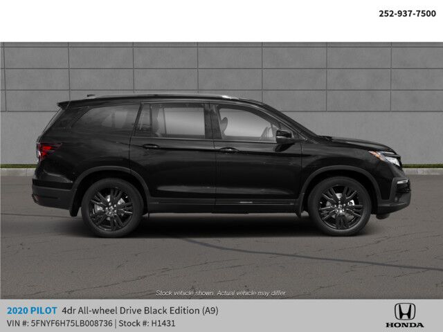 2020 Honda Pilot Black Edition AWD Rocky Mount NC