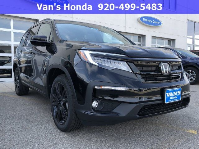 2020 Honda Pilot Black Edition Green Bay WI