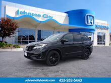 2020_Honda_Pilot_Black Edition_ Johnson City TN
