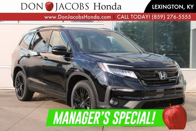 2020 Honda Pilot Black Edition Lexington KY