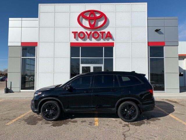 2020 Honda Pilot Black Edition North Platte NE