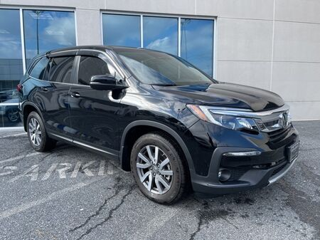 2020_Honda_Pilot_EX-L AWD ** Honda True Certified 7 Year / 100,000  **_ Salisbury MD