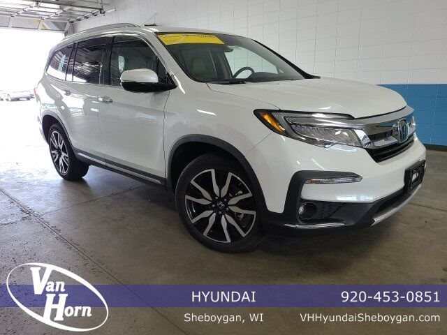 2020 Honda Pilot Elite Milwaukee WI