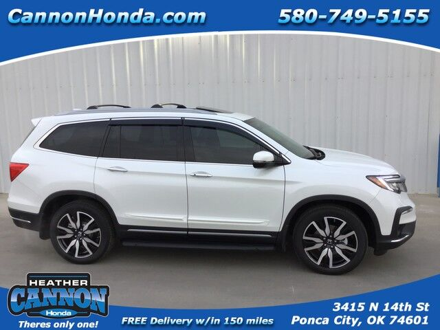 2020 Honda Pilot Elite Ponca City OK