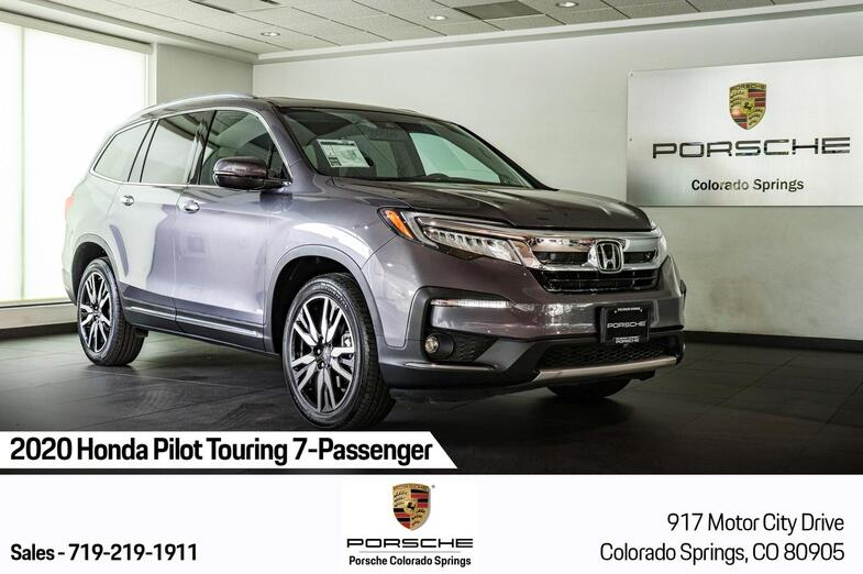 2020 Honda Pilot Touring 7-Passenger Colorado Springs CO