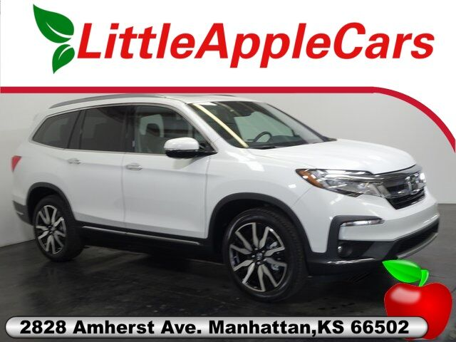 2020 Honda Pilot Touring Manhattan KS