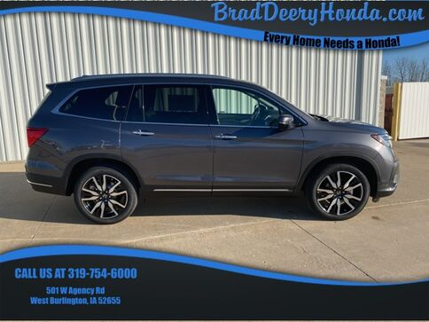 2020_Honda_Pilot_Touring_ West Burlington IA