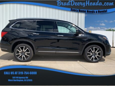 2020 Honda Pilot Touring West Burlington IA