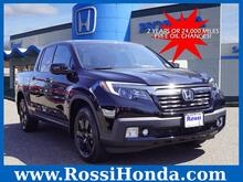 2020_Honda_Ridgeline_Black Edition_ Vineland NJ