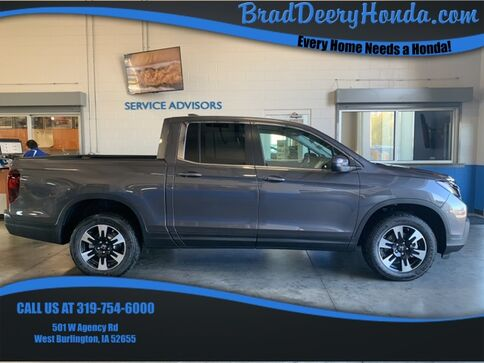 2020_Honda_Ridgeline_RTL_ West Burlington IA